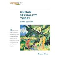 Human Sexuality Today, VangoBooks by King, Bruce M., 9780136042457