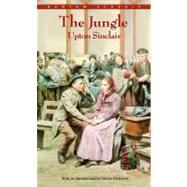 The Jungle by SINCLAIR, UPTONDICKSTEIN, MORRIS, 9780553212457