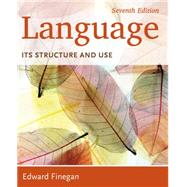 Language by Finegan, 9781285052458