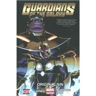 Guardians of the Galaxy Volume 4 by Bendis, Brian Michael; McGuinness, Ed; Schiti, Valerio, 9780785192459