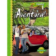 ¡Aventura!, Second Edition Level 1 by Alejandro  Vargas Bonilla, 9780821962459