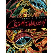 Criminology by Siegel, Larry J., 9780495912460