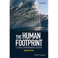 The Human Footprint by Penna, Anthony N., 9781118912461