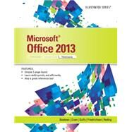 Microsoft Office 2013 Illustrated, Third Course