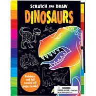 Scratch and Draw Dinosaurs by Top That Pub Plc, 9781787002463