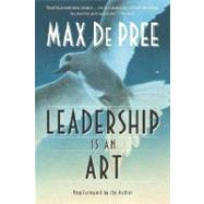 Leadership Is an Art by DEPREE, MAX, 9780385512466