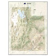 Utah by National Geographic Maps, 9781597752466