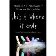 This Is Where It Ends by Nijkamp, Marieke, 9781492622468