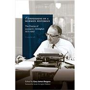 Confessions of a Mormon Historian by Bergera, Gary James; Madsen, Susan Arrington, 9781560852469