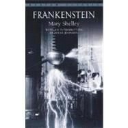 Frankenstein by SHELLEY, MARY, 9780553212471