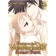 Dance in the Vampire Bund II: Scarlet Order Vol. 4 by Tamaki, Nozomu, 9781626922471
