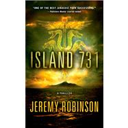 Island 731 by Robinson, Jeremy, 9780312552473