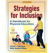 Strategies for Inclusion: A Handbook for Physical Educators - 2E by Lieberman, Lauren, 9780736062473
