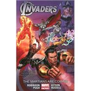 All-New Invaders Volume 3 by Robinson, James; Pugh, Steve; Kitson, Barry; Russell, P. Craig, 9780785192473