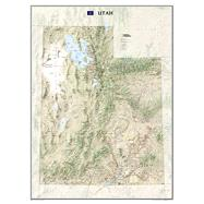 Utah by National Geographic Maps, 9781597752473