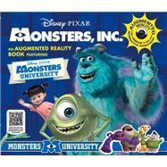 Monsters, Inc. by Rowlands, Caroline, 9781780972473