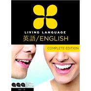Living Language Japanese / English Complete Edition (JAPANESE) Publisher: Random House Publish Date: 11/20/2012 Language: JAPANESE Weight: 5.2 ISBN-13: 9780307972477 Dewey: 428.3/4956