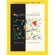 Discrete Mathematics by Ross, Kenneth A.; Wright, Charles R., 9780130652478