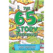The 65-story Treehouse by Griffiths, Andy; Denton, Terry, 9781250102478