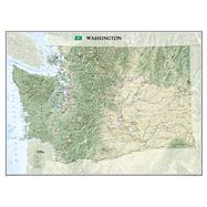 Washington by National Geographic Maps, 9781597752480