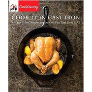 Cook It in Cast Iron by COOK'S COUNTRY, 9781940352480