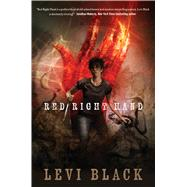 Red Right Hand by Black, Levi, 9780765382481