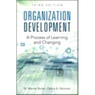 Organization Development A Process of Learning and Changing by Burke, W. Warner; Noumair, Debra A., 9780133892482