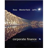 Corporate Finance with Connect Access Card by Ross, Stephen; Westerfield, Randolph; Jaffe, Jeffrey, 9781259672484