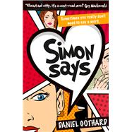 Simon Says by Gothard, Daniel, 9781910692486