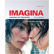 Imagina, 2nd Edition Student Edition w/ Supersite code by VISTA, 9781605762487