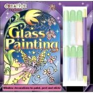 Creative Studio Glass Painting with Other by Top That Editors, 9781845102487