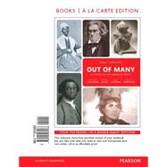 Out of Many A History of the American People, Volume 1,  Books a la Carte Edition by Faragher, John Mack; Buhle, Mari Jo; Czitrom, Daniel H.; Armitage, Susan H., 9780205962488