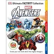 Ultimate Factivity Collection: Marvel The Avengers 9781465432490N