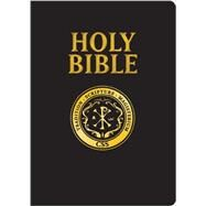 The Holy Bible: Revised Standard Version, Black Bonded Leather Catholic Edition by Saint Benedict Press, 9781935302490