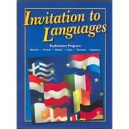 Invitation to Languages, Student Edition by Unknown, 9780078742491