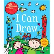 I Can Draw With 40 easy step-by-step pictures by Unknown, 9780753472491