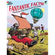 Fantastic Facts! Tantalizing Trivia from Around the World! by Dutton, Michael, 9780486472492