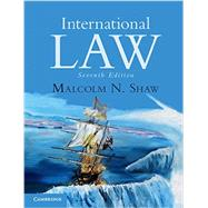 International Law by Shaw, Malcolm N., 9781107612495