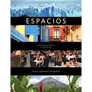 Espacios by Alonso Garcia, Nuria; Sandstedt, Lynn A.; Kite, Ralph, 9781285052496