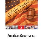American Governance by Schechter, Stephen; Vontz, Thomas S.; Birkland, Thomas A.; Graber, Mark A.; Patrick, John J., 9780028662497