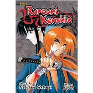 Rurouni Kenshin (3-in-1 Edition), Vol. 5 Includes Vols. 13, 14 & 15 by Watsuki, Nobuhiro, 9781421592497