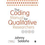 The Coding Manual for Qualitative Researchers by Saldana, Johnny, 9781473902497
