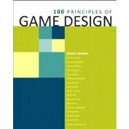 100 Principles of Game Design by DESPAIN, 9780321902498