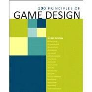 100 Principles of Game Design by DESPAIN, 9780321902498