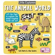 The Animal World by Sanders, Allan; Martin, Ruth, 9781499802498