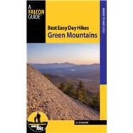 Best Easy Day Hikes Green Mountains by Burakian, Eli, 9780762782499