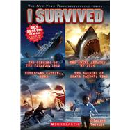 I Survived Collection: Books 1-4 by Tarshis, Lauren, 9781338102499