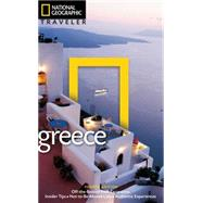 National Geographic Traveler Greece by Gerrard, Mike, 9781426212499