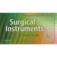 Surgical Instruments: A Pocket Guide by Wells, Maryann Papanier, 9781437722499