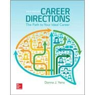 Career Directions: New Paths to Your Ideal Career by Yena, Donna, 9780073522500